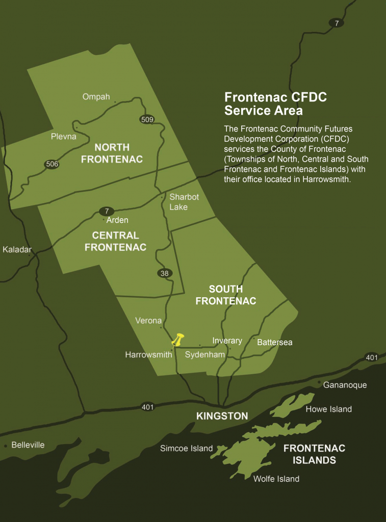 Frontenac CFCD Service Area